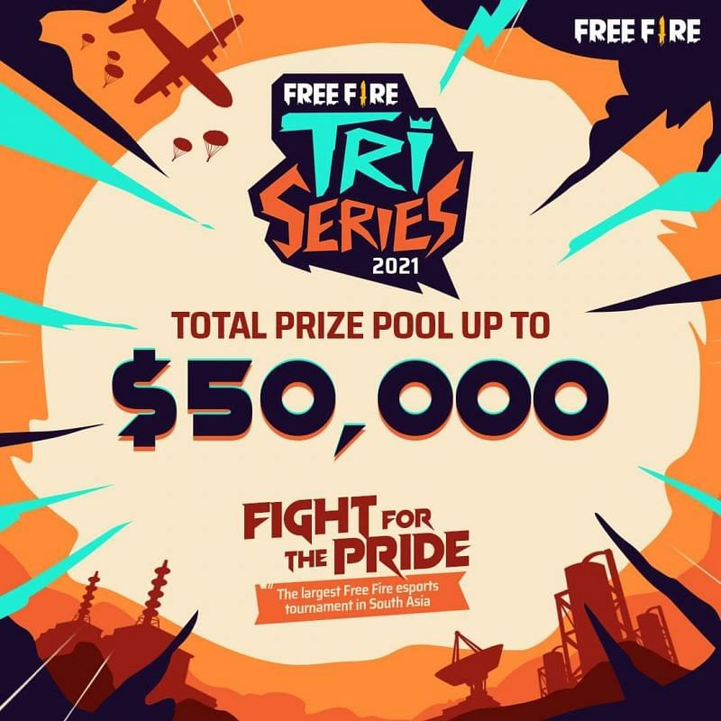 Free Fire Tri- Series