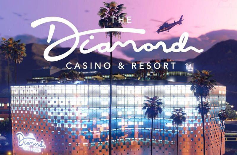 The Diamond Casino Heist is one of the most popular heists in GTA Online (Image via engadget.com)