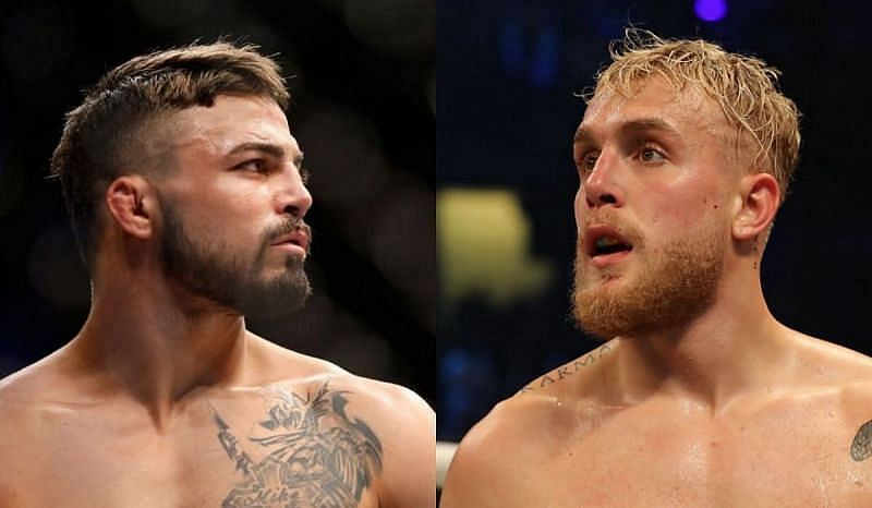 UFC star Mike Perry slams Jake Paul for calling their sparring session 'light work'