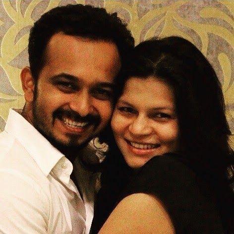 Kedar Jadhav's wife Snehal Jadhav