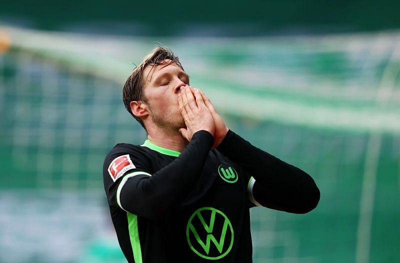Wolfsburg play Koln on Saturday