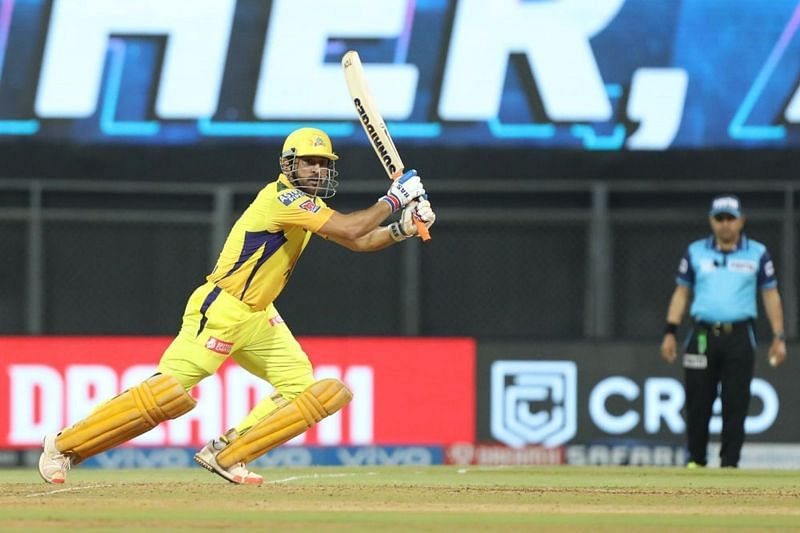 The form of CSK captain MS Dhoni is firmly under the scanner in IPL 2021