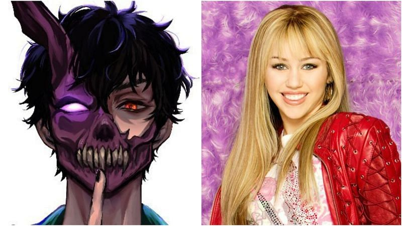 Fans are clamouring for a Corpse Husband x Hannah Montana collab
