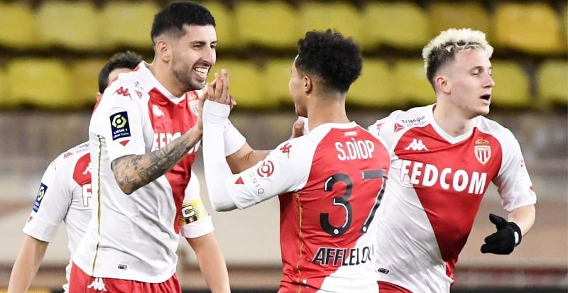 Monaco have been on a tremendous run in Ligue 1 in recent months
