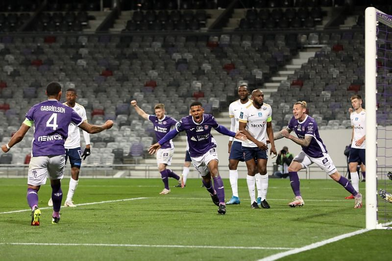 Toulouse take on Rumilly Vallieres in the first quarter-final fixture of the Coupe de France