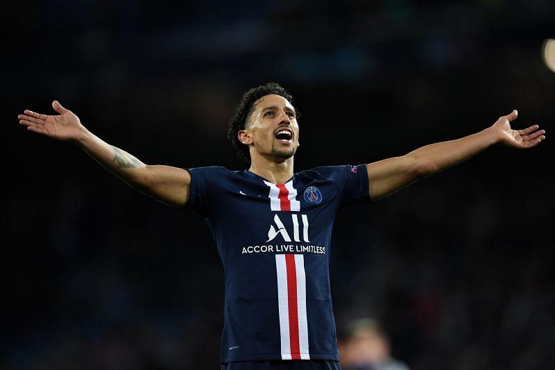 Marquinhos is a key player for Paris Saint-Germain