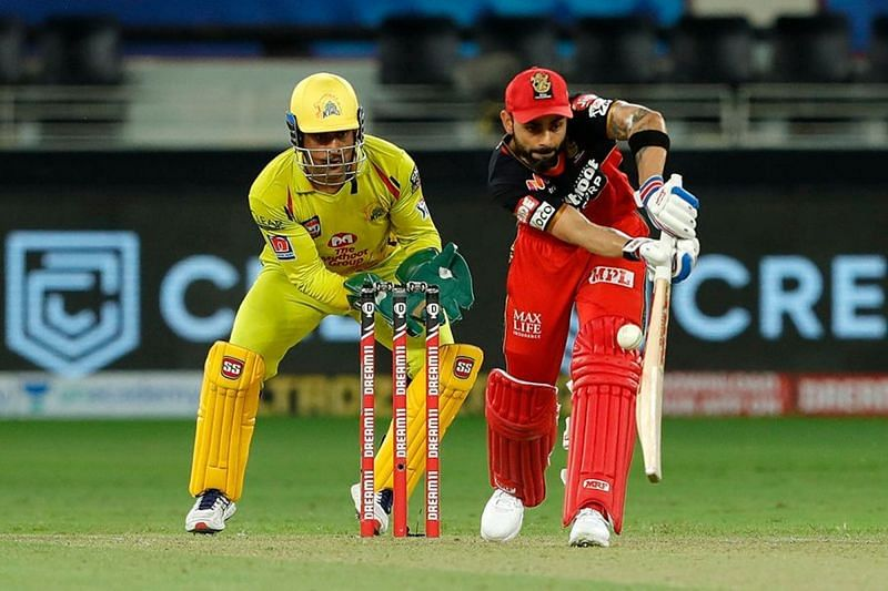 The Royal Challengers Bangalore will take on the Chennai Super Kings in the final game of IPL 2021 at Wankhede Stadium (Image Courtesy:IPLT20.com)