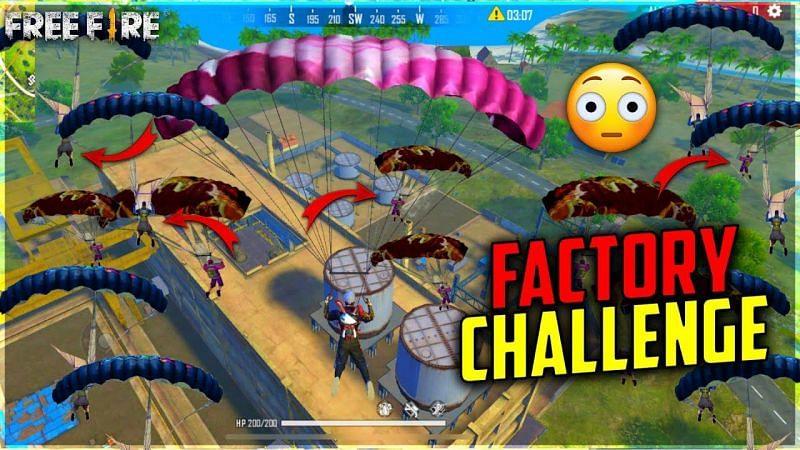 Factory Challenge
