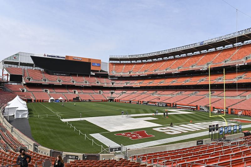 NThe 2021 NFL Draft will take place in Cleveland.