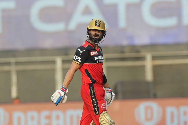 Virat Kohli has been fined for his team