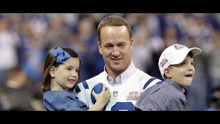 Who are Peyton Manning's kids