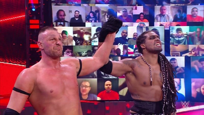 इस हफ्ते Raw में टी-बार और मेस का असली चेहरा दर्शकों के सामने आया