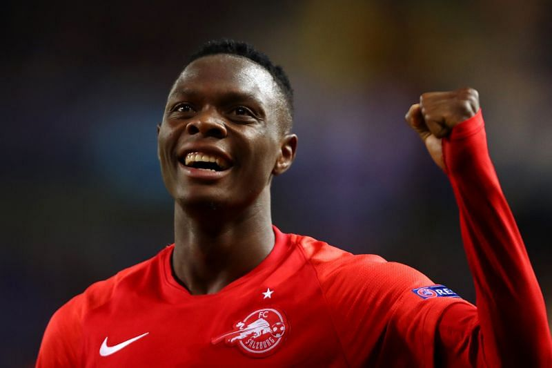 Manchester United could make an audacious move for Patson Daka this summer