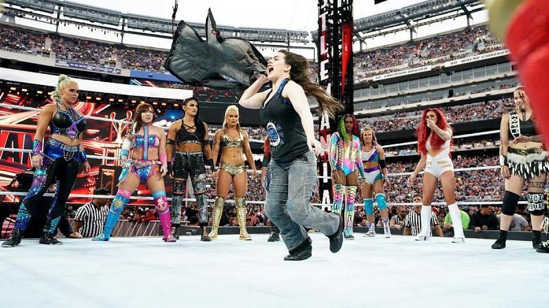 WrestleMania Women