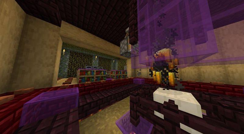 Shown: An efficient and attractive Blaze farm (Image via u/Leopoldofsky on Reddit)
