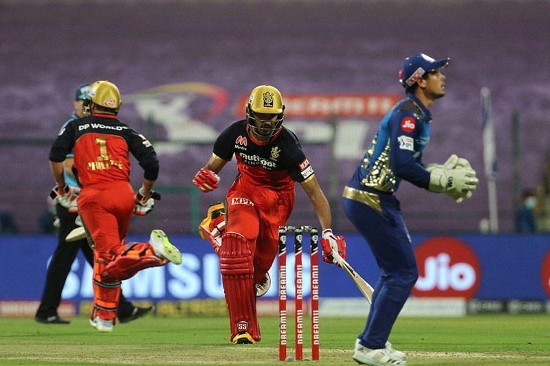 Devdutt Padikkal hit two half-centuries against the Mumbai Indians in IPL 2020 (Image courtesy: IPLT20.com)