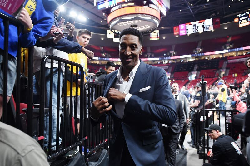 Scottie Pippen revealed the death of his son on Twitter earlier today.