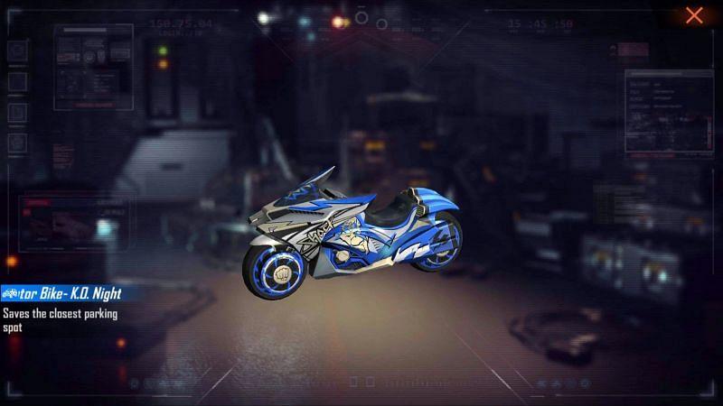 Motorbike – KO Night