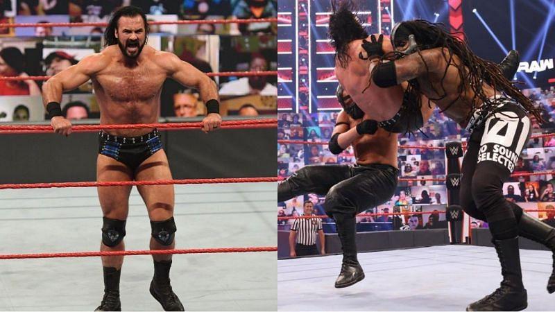 इस हफ्ते Raw में टी-बार & मेस ने ड्रू मैकइंटायर पर हमला किया