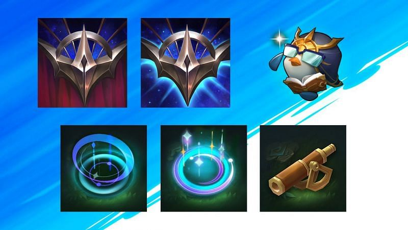 Accessories related to the new champions are also out (Image via Riot Games)