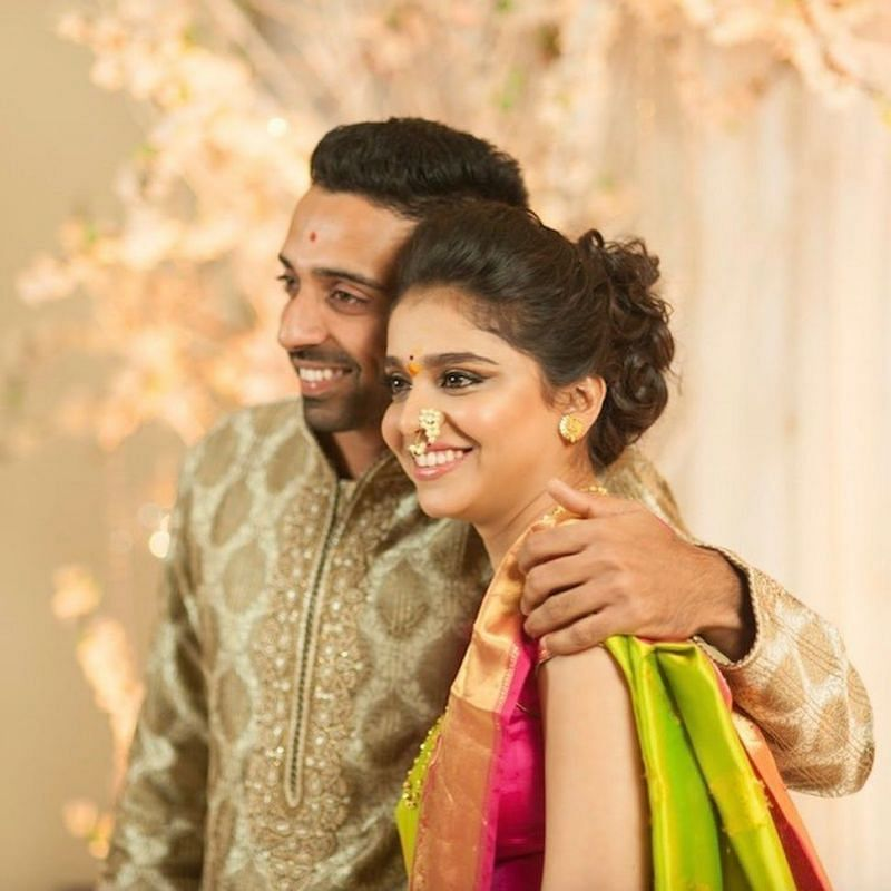 Dhawal Kulkarni and Shraddha Kharpude Wedding