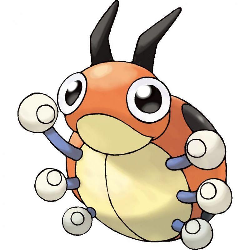 Ledyba (Image via The Pokemon Company)