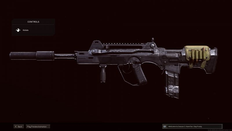 With any Warzone loadout, the idea is to enhance the strength of the weapon and compensate for its weaknesses (Image via Activision)