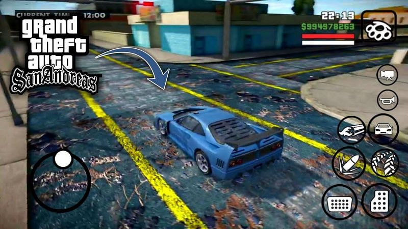 GTA San Andreas has some of the toughest main story missions in the GTA series (Image via PlaY GaMeR. BD, YouTube)