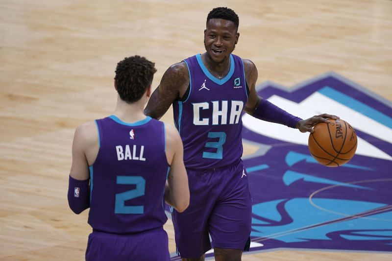 The Charlotte Hornets will count on Terry Rozier in the absence of multiple stars.