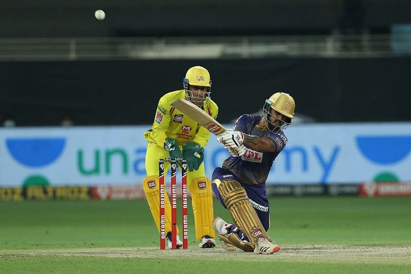 Nitish Rana aggregated 352 runs in 14 matches for the Kolkata Knight Riders