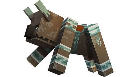 Ravager appearance in Minecraft (Image via Minecraft)