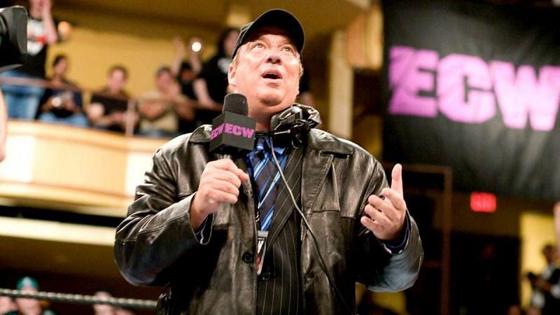 Paul Heyman was the mastermind behind ECW.
