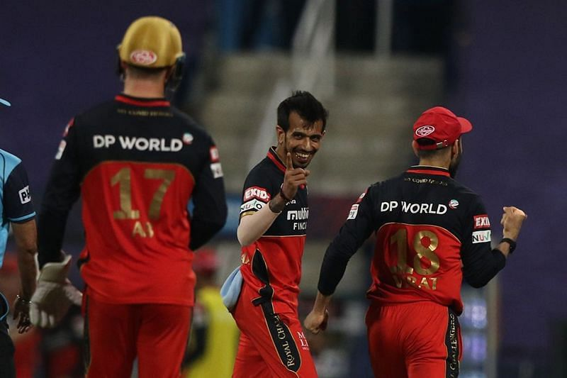 RCB will be looking to make it four wins out of four games in IPL 2021