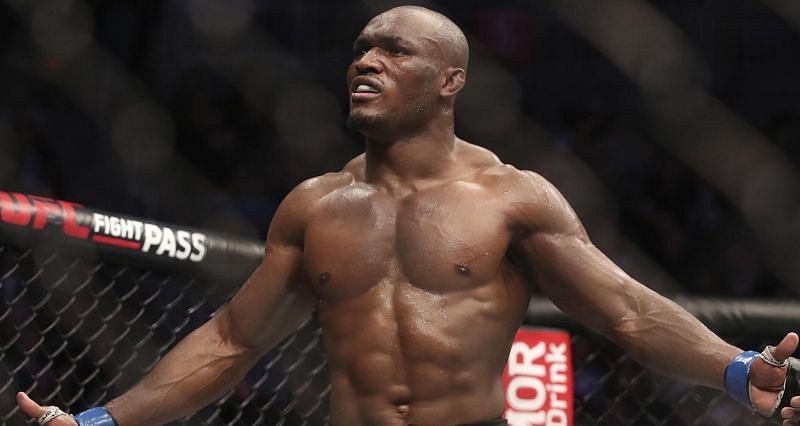 Kamaru Usman tasted defeat in the second professional MMA fight of his career