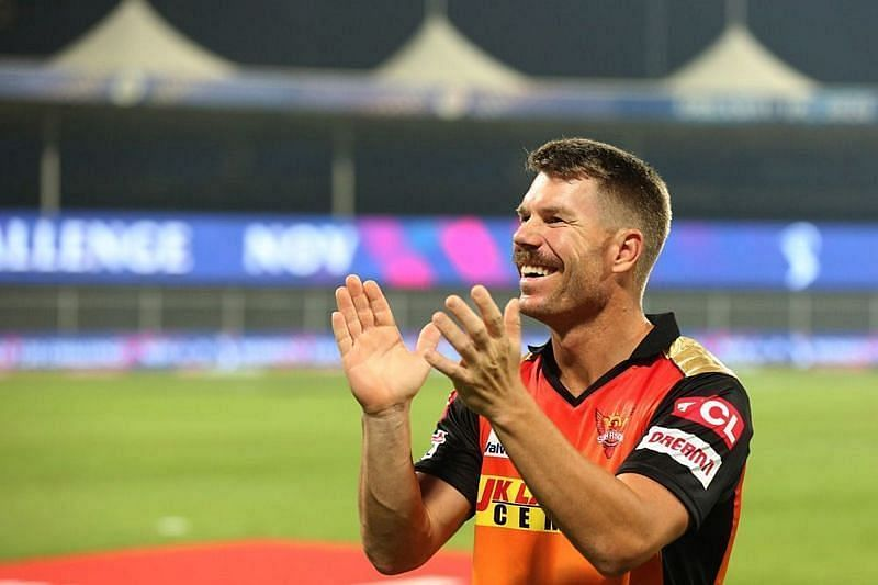 David Warner is the highest run-getter for the Sunrisers Hyderabad in IPL history [P/C: iplt20.com]