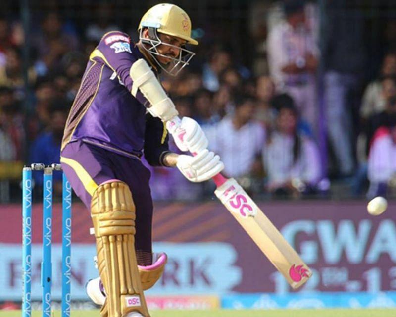 Sunil Narine provided KKR with a good start against Kings XI Punjab.