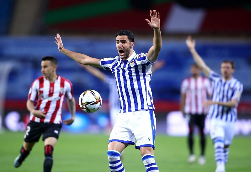 Athletic Bilbao take on Real Sociedad this week