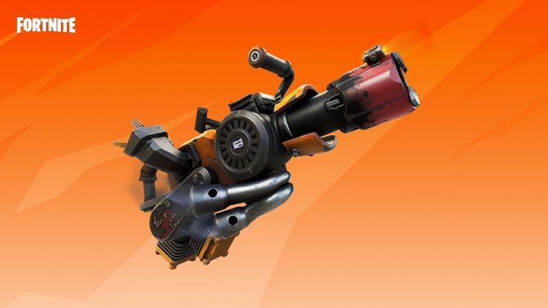 The Junk Gun in Fortnite (Image via Epic Games)