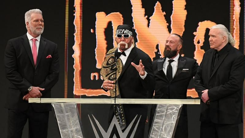 nWo at the Hall of Fame