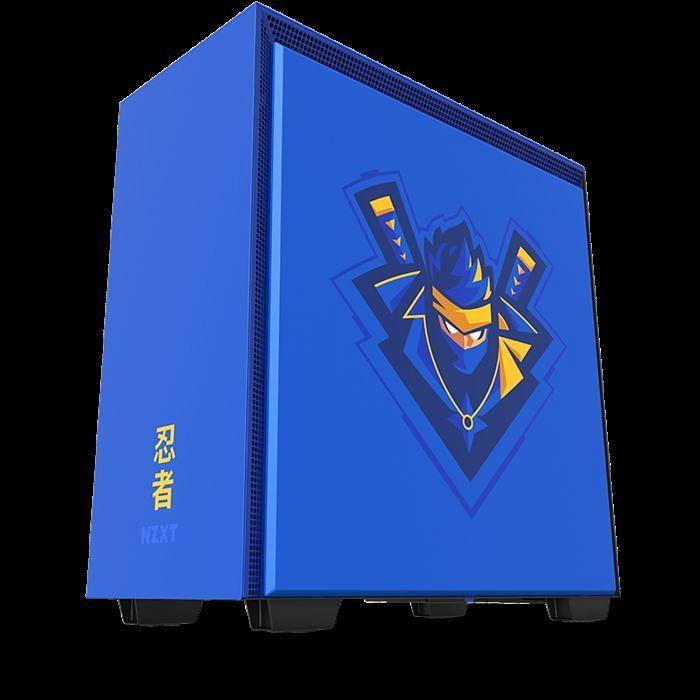 Ninja Gaming PC specs