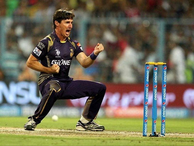 Brad Hogg Pic: IPLT20.COM