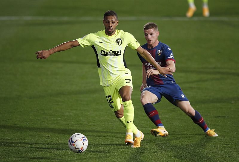 SD Huesca take on Atletico Madrid this week