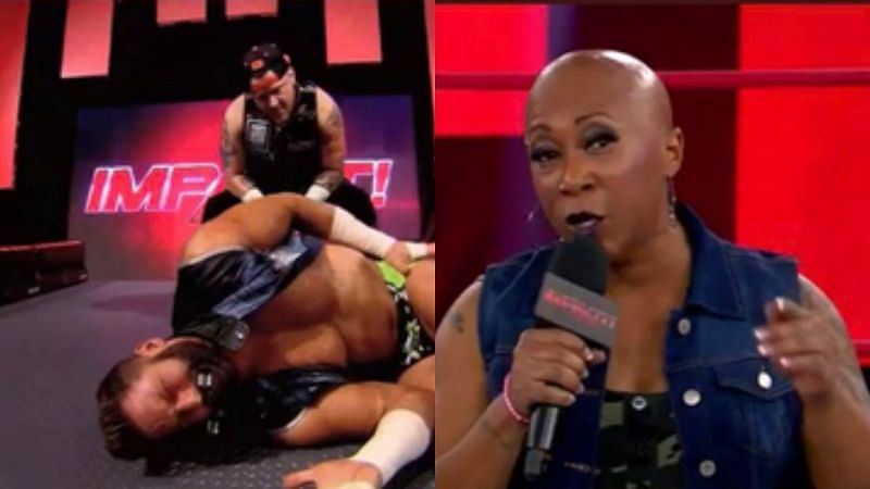 Sami Callihan poisons IMPACT Wrestling; Jazz officially retires