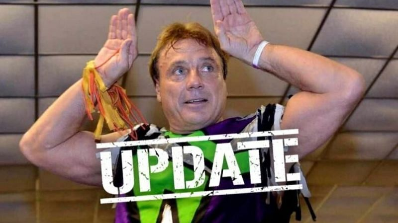 Marty Jannetty provides an update on recent ankle surgery