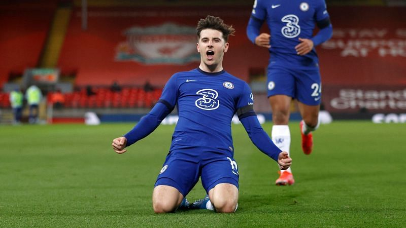 Mason Mount has arguably been Chelsea