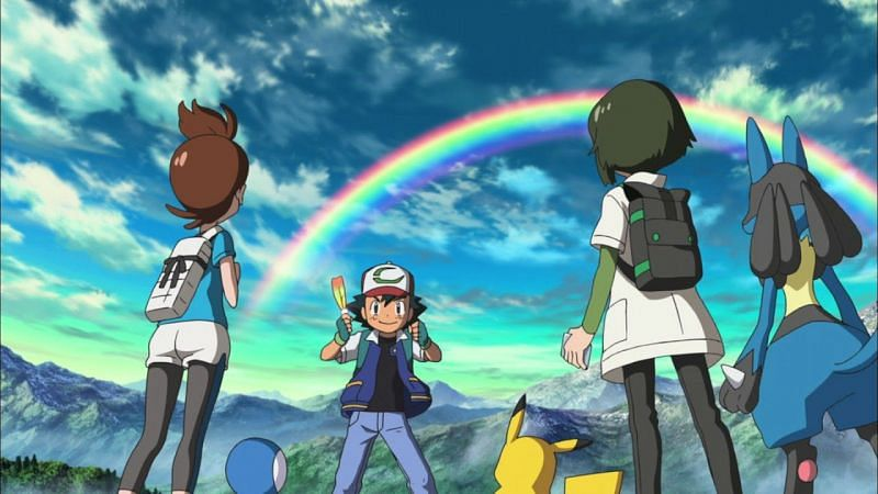 Pokemon I Choose You movie (Image via The Pokemon Company)