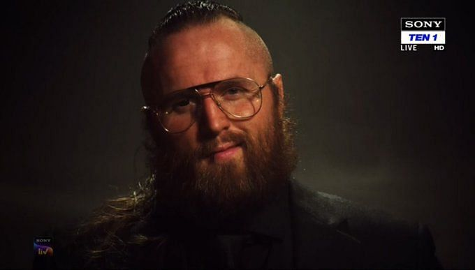 Aleister Black made a valiant comeback on this week