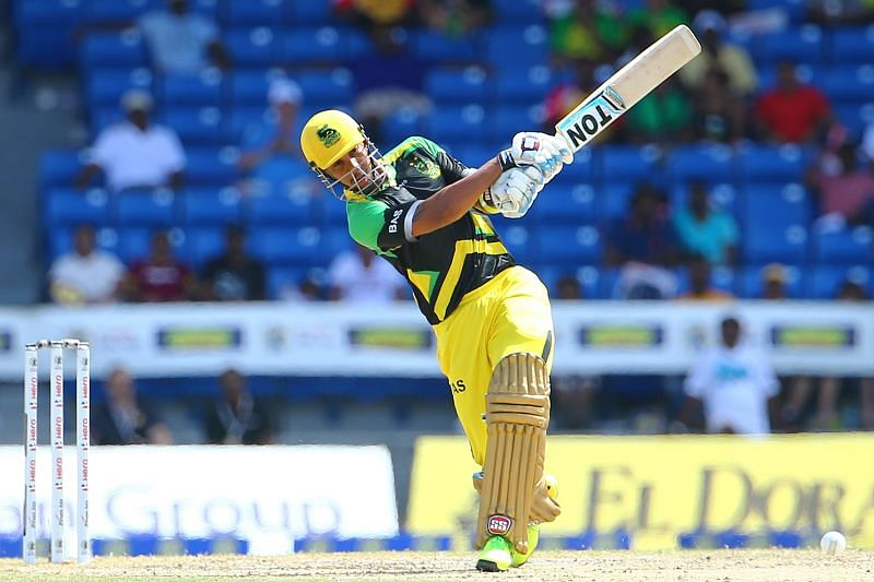 Lendle Simmons joined Mumbai Indians back in 2014
