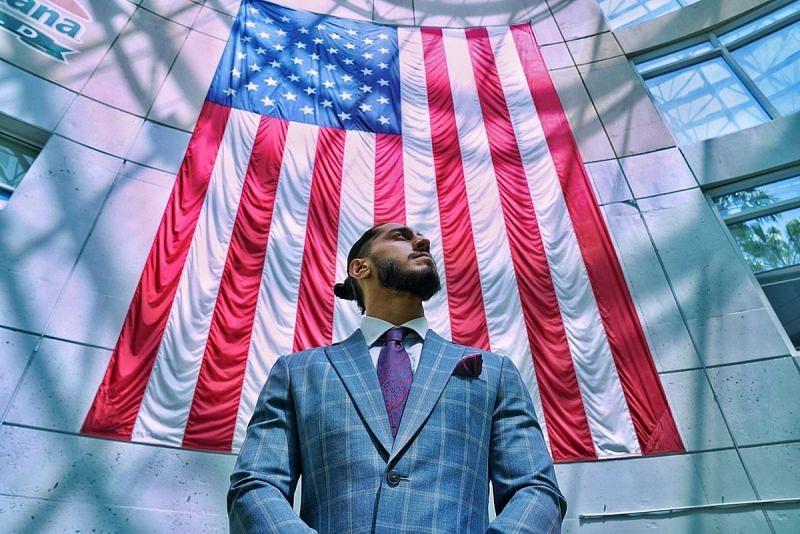 Mustafa Ali (Credit: WWE)