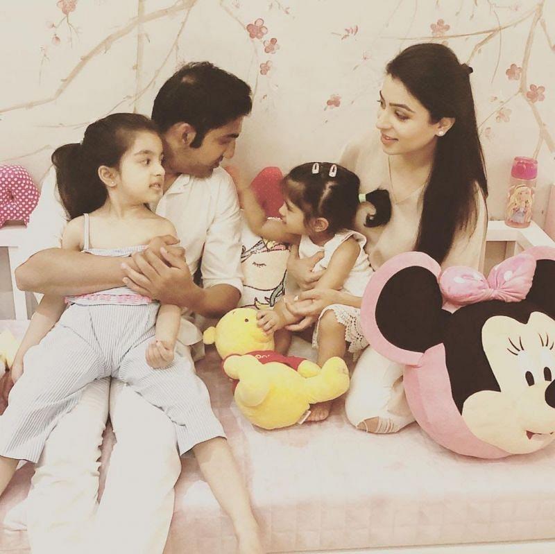Gautam Gambhir's Family